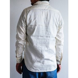 JELADO(ジェラード)〜Forestman Shirts White〜|route66amboy|03