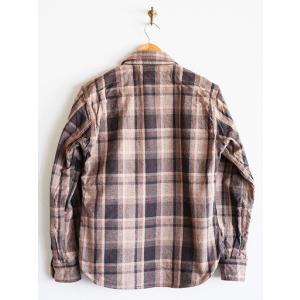 DELUXEWARE(デラックスウェア)〜HV-31 WEST MIX CHECK SHIRTS〜|route66amboy|05