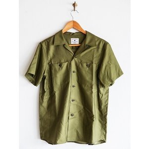 Varde77(バルデセブンティセブン)〜THE SPECIAL ARMY BOWLING SHIRTS OV〜|route66amboy|02