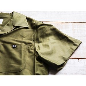 Varde77(バルデセブンティセブン)〜THE SPECIAL ARMY BOWLING SHIRTS OV〜|route66amboy|04