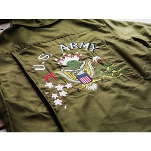 Varde77(バルデセブンティセブン)〜THE SPECIAL ARMY BOWLING SHIRTS OV〜|route66amboy|08