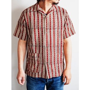 WORKERS(ワーカーズ)〜Open Coller Shirt〜|route66amboy