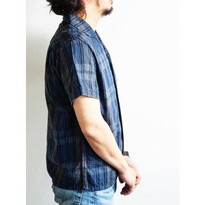 JELADO(ジェラード)〜Vincent Shirts Navy〜|route66amboy|02