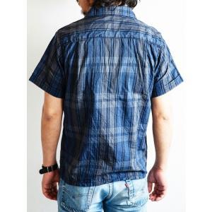 JELADO(ジェラード)〜Vincent Shirts Navy〜|route66amboy|03