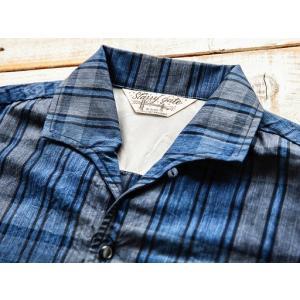 JELADO(ジェラード)〜Vincent Shirts Navy〜|route66amboy|06