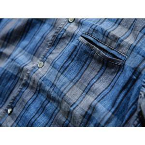JELADO(ジェラード)〜Vincent Shirts Navy〜|route66amboy|08
