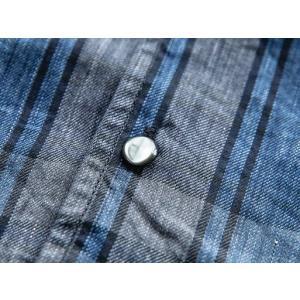 JELADO(ジェラード)〜Vincent Shirts Navy〜|route66amboy|09