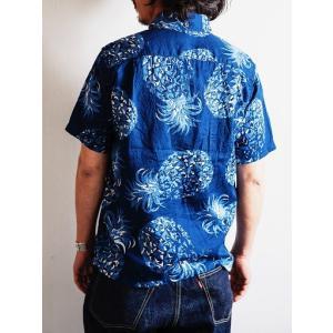JELADO(ジェラード)〜Pullover B.D. Aloha Shirts Navy〜|route66amboy|03