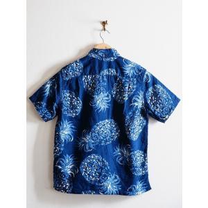 JELADO(ジェラード)〜Pullover B.D. Aloha Shirts Navy〜|route66amboy|05