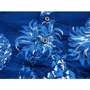 JELADO(ジェラード)〜Pullover B.D. Aloha Shirts Navy〜|route66amboy|08