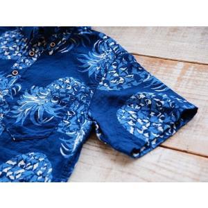 JELADO(ジェラード)〜Pullover B.D. Aloha Shirts Navy〜|route66amboy|10
