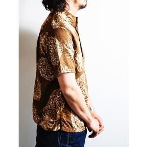 JELADO(ジェラード)〜Pullover B.D. Aloha Shirts Caramel〜|route66amboy|02