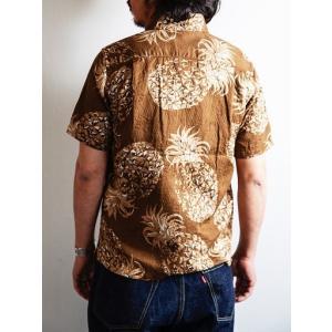 JELADO(ジェラード)〜Pullover B.D. Aloha Shirts Caramel〜|route66amboy|03