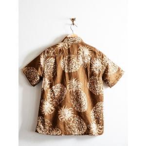 JELADO(ジェラード)〜Pullover B.D. Aloha Shirts Caramel〜|route66amboy|05