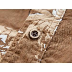 JELADO(ジェラード)〜Pullover B.D. Aloha Shirts Caramel〜|route66amboy|09