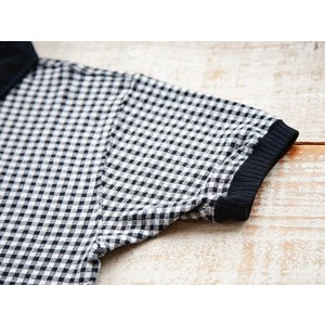 MATTSONS'(マットソンズ)〜GINGAHAM CHECK S/S CARDIGAN〜|route66amboy|07