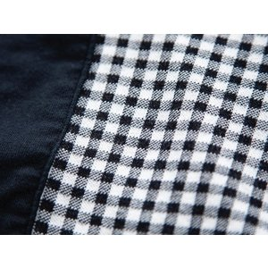 MATTSONS'(マットソンズ)〜GINGAHAM CHECK S/S CARDIGAN〜|route66amboy|10