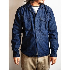 WORKERS(ワーカーズ)〜Fatigue Shirt Mod Denim〜|route66amboy