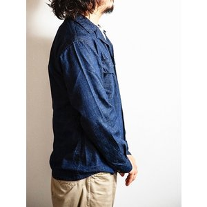 WORKERS(ワーカーズ)〜Fatigue Shirt Mod Denim〜|route66amboy|02