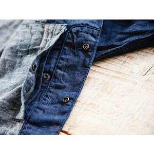 WORKERS(ワーカーズ)〜Fatigue Shirt Mod Denim〜|route66amboy|11