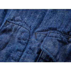 WORKERS(ワーカーズ)〜Fatigue Shirt Mod Denim〜|route66amboy|12