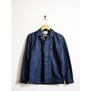 WORKERS(ワーカーズ)〜Fatigue Shirt Mod Denim〜|route66amboy|04