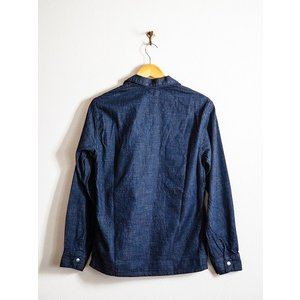 WORKERS(ワーカーズ)〜Fatigue Shirt Mod Denim〜|route66amboy|05