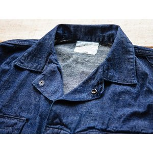 WORKERS(ワーカーズ)〜Fatigue Shirt Mod Denim〜|route66amboy|06