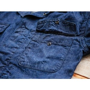 WORKERS(ワーカーズ)〜Fatigue Shirt Mod Denim〜|route66amboy|08