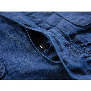 WORKERS(ワーカーズ)〜Fatigue Shirt Mod Denim〜|route66amboy|09