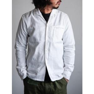 JELADO(ジェラード)〜Vincent Shirts White|route66amboy