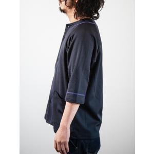 Varde77(バルデセブンティセブン)〜STRETCH BASEBALL SHIRTS〜|route66amboy|02