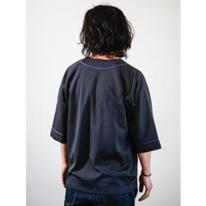 Varde77(バルデセブンティセブン)〜STRETCH BASEBALL SHIRTS〜|route66amboy|03