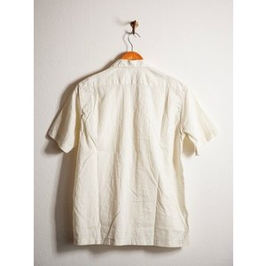 ORKERS(ワーカーズ)〜Open Coller Shirt Ivory〜 route66amboy 05