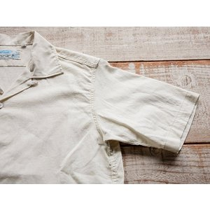 ORKERS(ワーカーズ)〜Open Coller Shirt Ivory〜 route66amboy 09