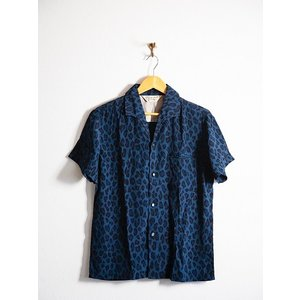 JELADO(ジェラード)〜Vincent Shirts Leopard Navy〜|route66amboy|04