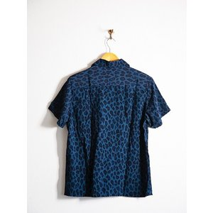 JELADO(ジェラード)〜Vincent Shirts Leopard Navy〜|route66amboy|05