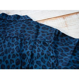 JELADO(ジェラード)〜Vincent Shirts Leopard Navy〜|route66amboy|07