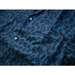 JELADO(ジェラード)〜Vincent Shirts Leopard Navy〜|route66amboy|08