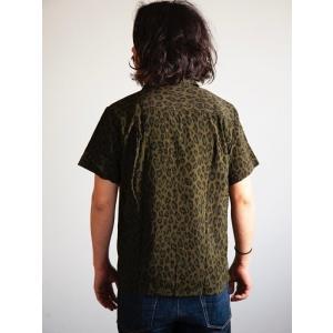 JELADO(ジェラード)〜Vincent Shirts Leopard Olive〜|route66amboy|03