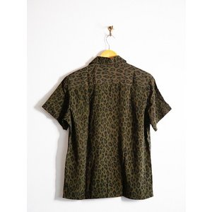 JELADO(ジェラード)〜Vincent Shirts Leopard Olive〜|route66amboy|05