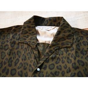 JELADO(ジェラード)〜Vincent Shirts Leopard Olive〜|route66amboy|06
