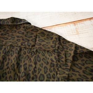 JELADO(ジェラード)〜Vincent Shirts Leopard Olive〜|route66amboy|07