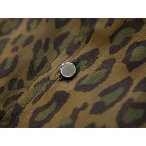 JELADO(ジェラード)〜Vincent Shirts Leopard Olive〜|route66amboy|09