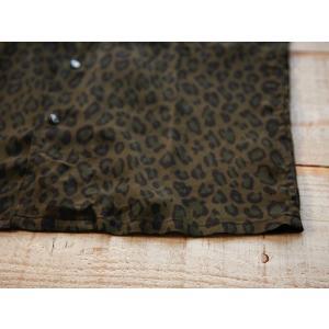 JELADO(ジェラード)〜Vincent Shirts Leopard Olive〜|route66amboy|10