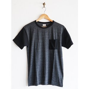 DUBBLE WORKS(ダブルワークス)〜2TONE POCKET TEE〜|route66amboy|02