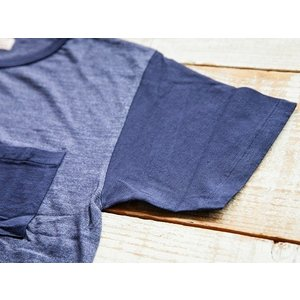 DUBBLE WORKS(ダブルワークス)〜2TONE POCKET TEE〜|route66amboy|06