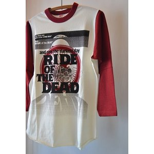 FREEWHEELERS(フリーホイーラーズ)〜RIDE OF THE DEAD RED〜|route66amboy
