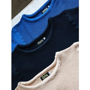 Dapper's(ダッパーズ)〜3/4 Sleeve Spring Knit〜|route66amboy