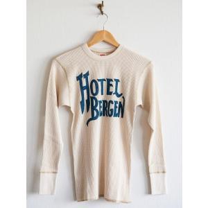 FREEWHEELERS(フリーホイーラーズ)〜HOTEL BERGEN〜|route66amboy